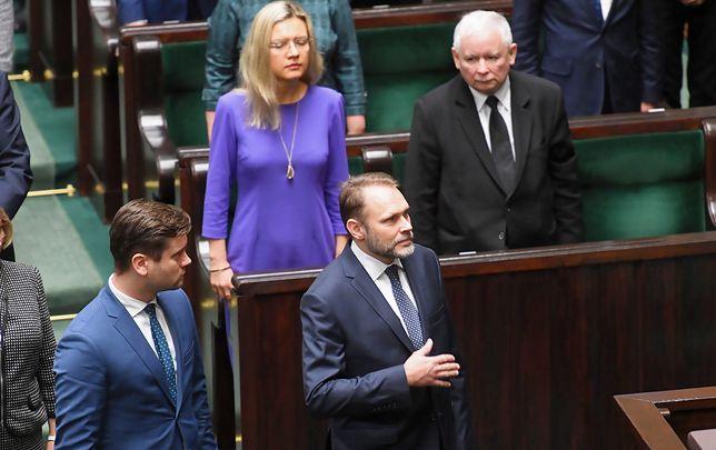 Poseł PiS Grzegorz Lorek walczy o reelekcję