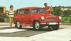 Skoda Octavia Combi: historia modelu