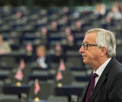 Ostre spięcie w Parlamencie Europejskim. Wściekły Juncker rzuca: jesteście śmieszni