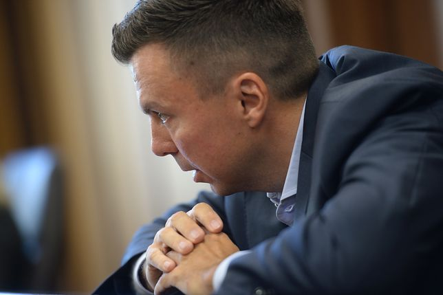 Marek Falenta został skazany na 2,5 roku więzienia