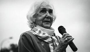 Nie żyje Lucyna Adamkiewicz. Brała udział w Powstaniu Warszawskim