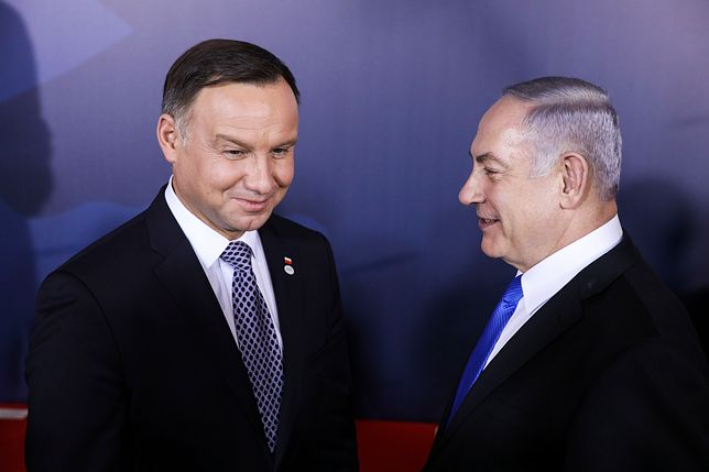 """Polska żąda """"dalszych wyjaśnień"""" ws. słów Benjamina Netanjahu"""