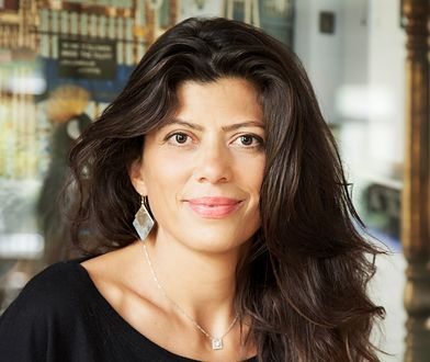 """Claire Steinlen, autorka książki """"Randki po parysku"""""""