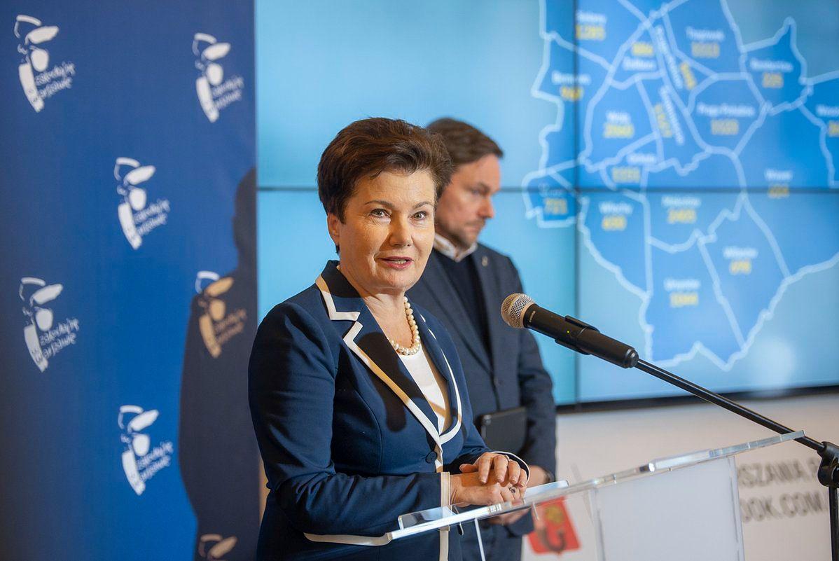 Warszawa. Wiadomo, skąd napłynęło najwięcej wniosków o dopisanie do rejestru wyborców