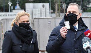 Strajk Kobiet. Policja wysłała do Elżbiety Witek odpowiedź ws. Barbary Nowackiej