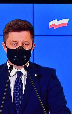 Strajk Kobiet. Michał Dworczyk: żal mi Barbary Nowackiej