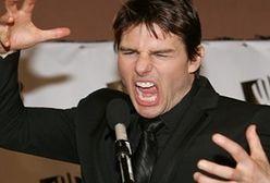 To już jakaś klątwa. Tym razem chory może być Tom Cruise