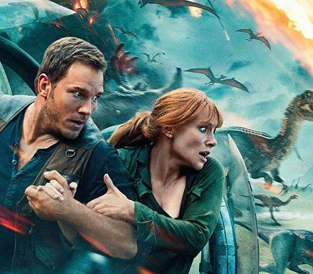 """Dinozaury nie tracą na popularności. """"Jurassic World: Upadłe królestwo"""" zapełniło kina w USA"""