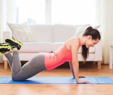 Skuteczny trening w domu pozwoli schudnąć i wysmuklić sylwetkę