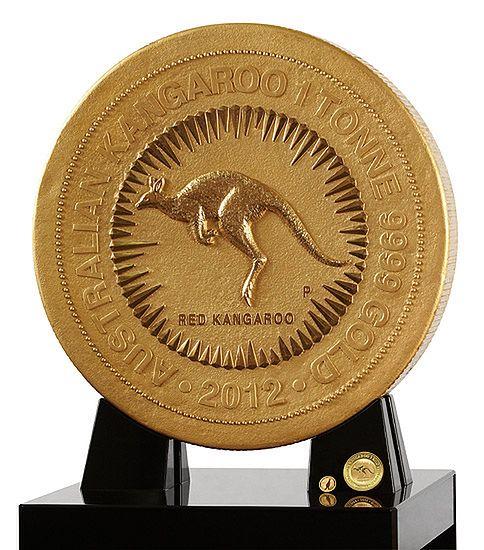 Oto moneta warta 57 milionów dolarów - zobacz zdjęcia