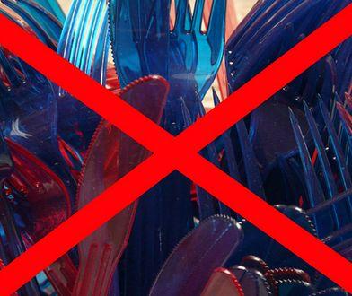 Plastikowe sztućce zabronione we Francji