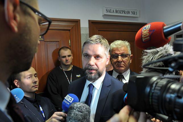 Pełnomocnik rodziny Arkadiusz Tetela jest zadowolony z postanowienia sądu