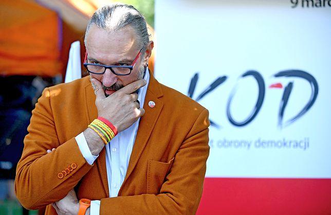 Mateusz Kijowski zapowiada, że nadal będzie bronił demokracji