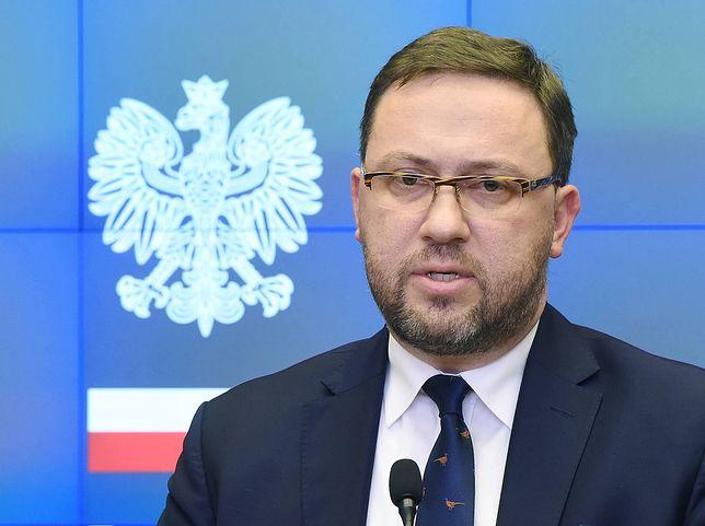 Bartosz Cichocki potwierdził słowa marszałka Karczewskiego