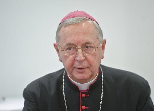 Przewodniczący Konferencji Episkopatu Polski abp Stanisław Gądecki.