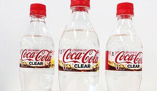 Coca-Cola Clear nie będzie dostępna na polskim rynku