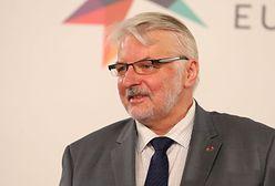 Polska zablokuje Ukrainę? Tej ważnej wypowiedzi Waszczykowskiego nikt nie zauważył