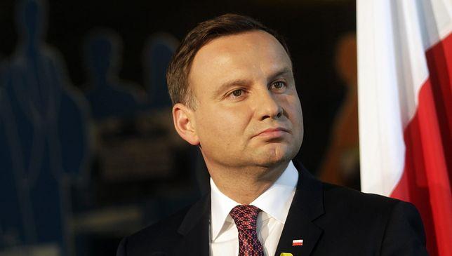 """Apel do Andrzeja Dudy ws. sędziów SN. """"Oczy całego świata są zwrócone na Pana"""""""