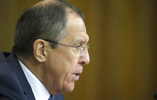 """Ławrow ostro skrytykował Zachód. """"Będzie musiał wiele zrobić, by odzyskać zaufanie Rosji"""""""