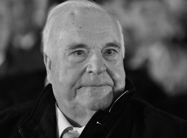 Helmut Kohl nie żyje