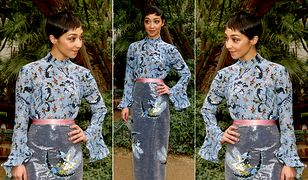 LOOK OF THE DAY: Ruth Negga na festiwalu w Palm Springs