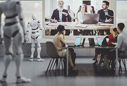 Rynek pracy. Cywińska: Są branże, w których nieprędko człowieka zastąpi robot [WYWIAD]