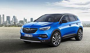 Opel Grandland X (2017) - premiera największego SUV-a w gamie Opla