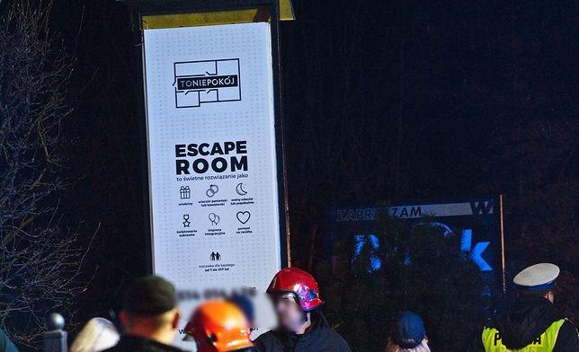 - Escape roomy są większości zupełnie bezpieczne - przekonuje para doświadczonych graczy