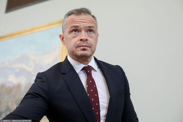 """Sławomir Nowak pytany, czy czuje się winny. """"Oczywiście, że nie"""""""