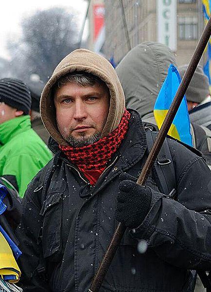 Opozycja opublikowała zdjęcia ofiar starć w Kijowie