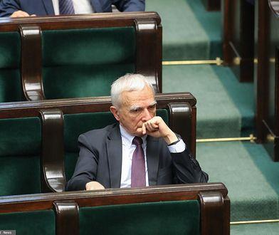 Media: Sekretarz stanu z KPRM Piotr Naimski ma koronawirusa