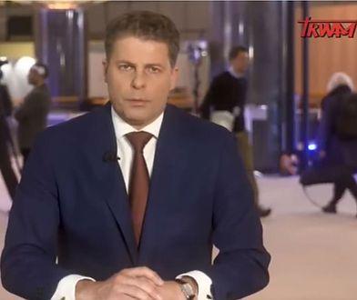 """Europoseł Piotrowski jest felietonistą TV Trwam, ale zaprzecza, że powołał """"partię Rydzyka"""""""