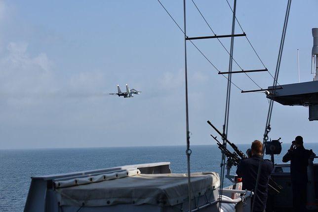"""""""Pozorowany atak"""" Rosji na holenderski okręt. Minister obrony Holandii Ank Bijleveld: Nie ma usprawiedliwienia"""