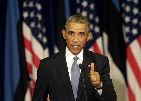 Barack Obama: obecność żołnierzy Rosji na Ukrainie wyklucza porozumienie