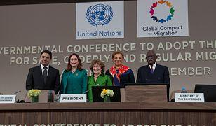 Pakt z Marakeszu został podpisany przez 168 krajów