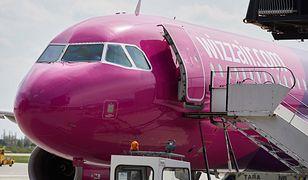 Gdańsk. Z powodu awarii przerwano start samolotu linii Wizzair do norweskiego Bergen
