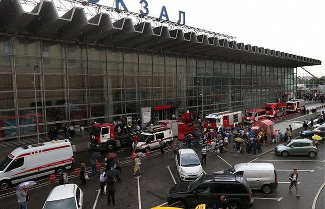 Setki osób ewakuowano z Dworca Kurskiego w Moskwie