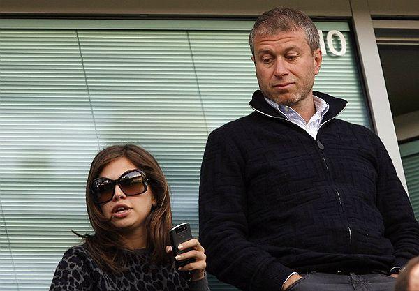 Abramowicz i Daria Żukowa koniecznie chcieli, by ich córka urodziła się w USA