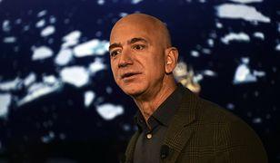 Jeff Bezos poleci w kosmos. Kto będzie mu towarzyszył? Jest finał wielkiej aukcji