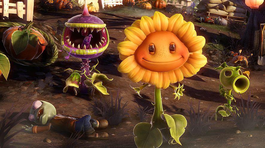 Plants vs. Zombies: Garden Warfare — truposze w ogródku