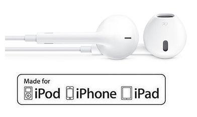 Słuchawki Apple EarPods a'la Apple EarPods.....