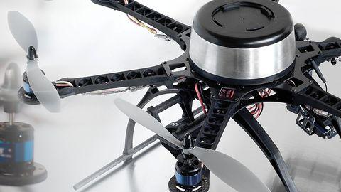 Tak to się robi w Chinach, czyli kurierskie drony nad Dongguan