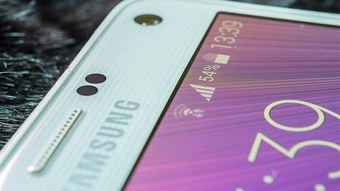 Jako pierwsi dostaliśmy lizaka, Samsung Galaxy Note 4 już z Androidem 5.0