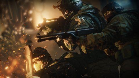 Do niedzieli będzie można grać w Rainbow Six Siege za darmo na PC i konsolach
