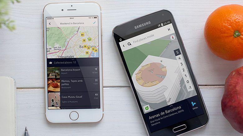 Teraz także użytkownicy iOS będą mogli skorzystać z darmowych map i nawigacji HERE