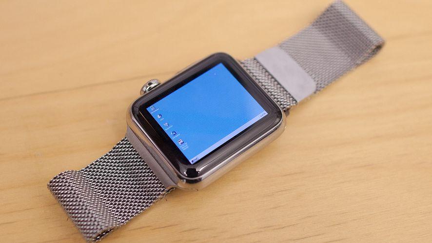 Emulować można wszystko. Zobacz Windows 95 na zegarku Apple Watch