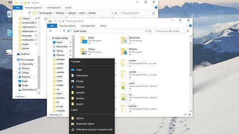 Microsoft chwali się zmianami w Eksploratorze Windows 10