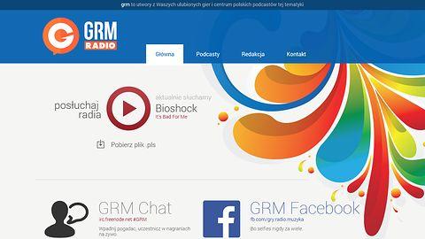 Reaktywacja GRM: polskiego radia dla graczy i nie tylko