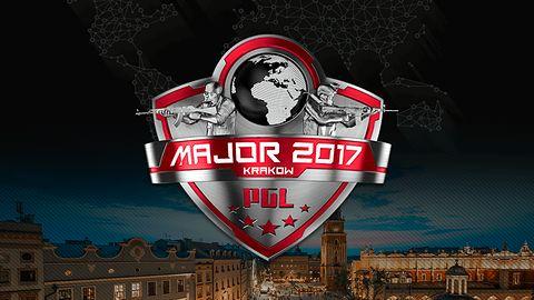 CS:GO Major 2017 w Krakowie już 21. lipca. Do podziału milion dolarów