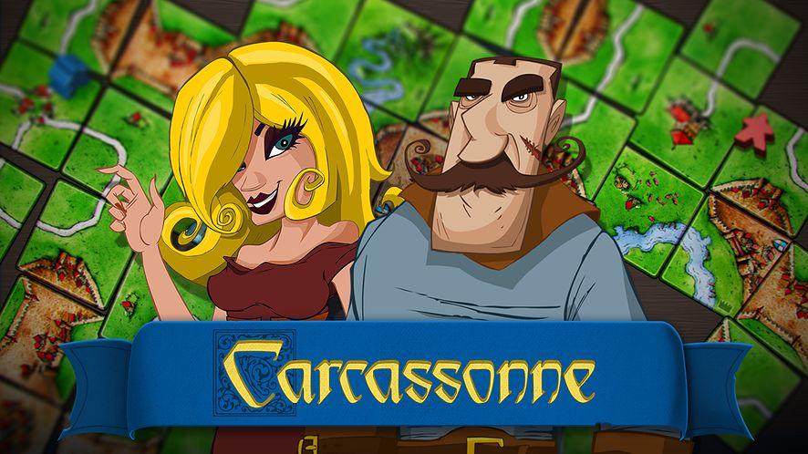 Amazon Appstore rozdaje Carcassonne – planszówkę o miastach i rycerzach